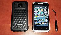 Противоударный и пыленепроницаемый смартфон SONY 009 (2sim, Duos, Android 4, MORE 009) + СТИЛУС