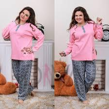 Нижнее белье, пижамы, ночнушки больших размеров