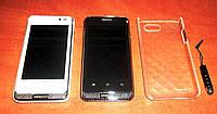 Смартфон Donod keepon A7561 + стилус, плёнка и чехол-бампер (Duos, 2 sim,сим карты донод +TV+ FM+ bluetooth)
