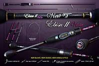 "Спиннинг  Crazy Fish Ebisu II Violet SV 602 SUL Nano Jig new style (0,5-3g 183cm 6'0"" 79g)"