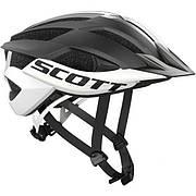 Шлем Scott ARX MTB PLUS чёрно-белый, размер L