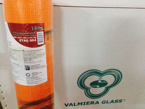 Фасадная сетка Valmiera Glass (Латвія) 160г/м.кв.SSA-1363-160 (110) (Сітка фасадна)