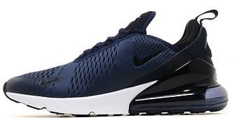Мужские Кроссовки Nike Air Max 270 Black / Blue