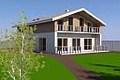 Проект частного дома с сертификатом архитектора, фото 2