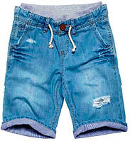 Джинсовые шорты для мальчика, Fox, джинс (137-144)