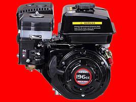 Бензиновый двигатель Loncin G 200F