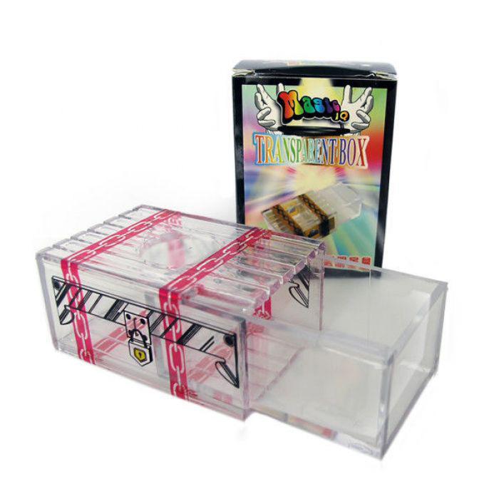 Фокус Магическая коробка
