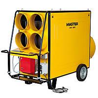 MASTER BV 690 FS дизельный воздухонагреватель (220 кВт, 21,7 л/ч, 12500 м.куб./ч, непрям.нагр.) 220~240 В, 100 Па, Осевой