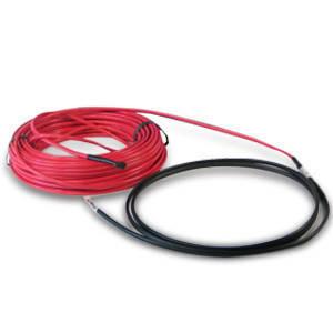 Двухжильный нагревательный кабель DEVIflex 18T 395 Вт (2,2-2,8 м2), фото 2