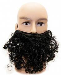 Борода накладная (черная)