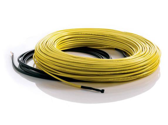 Нагревательный кабель двухжильный для теплого пола Veria Flexicable 20 200 Вт (1,0-1,3 м2), фото 2