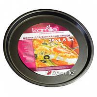 Форма для запекания пиццы (29*2,0) 35*33,5*2,5 Kamille 6016
