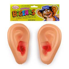 Уши Человека большие