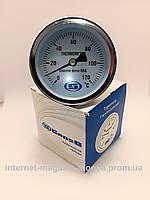 """Термометр ( погружной ) Gross резьба 1/2"""" длинна гильзы 50 мм."""
