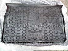 Коврик в багажник PEUGEOT 208 (AVTO-GUMM) полиуретан