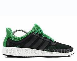 "Мужские кроссовки Adidas Pure Boost ""Green/Black"""
