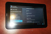 Планшет SAMSUNG Galaxy Tab экран 7 дюймов (поддержка Sim карты, на базе Android) +стилус!
