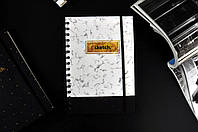 Sketchbook Golden Marble Скетчбук 120г блокнот для набросков белые листы