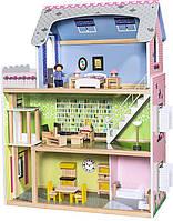 Деревянный домик Play tive Германия