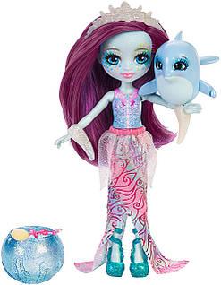 Энчантималс Дельфин Долс и дельфинчик Ларго Enchantimals Dolce Dolphin s Fashion