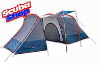 Палатка пятиместная Mimir Х-1700, двухслойная (510х240х180см)
