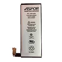 Аккумулятор Aspor Apple iPhone 4 1420mAh