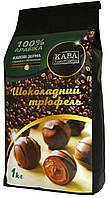 Кофе в зернах Кава Характерна Шоколадный трюфель 100% арабика,  1кг