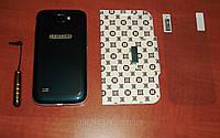 Samsung Galaxy mini S4 i9500 экран 4 дюйма (2 sim) +стилус чехол в подарок!