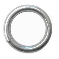 Кольцо сварное оцинкованное 6×35
