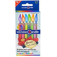Свечи цветные (уп.5 шт.)