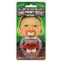 Соска с зубами, фото 2