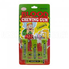 Жвачка с кровью (уп. 3шт)