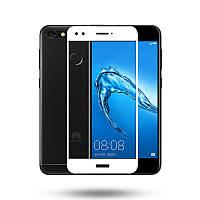 Защитное стекло Full screen Huawei Nova Lite 2017 (White), фото 1