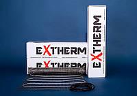 Нагревательный мат, алюминиевый экран Extherm ET ECO 100-180 (1.0м2)