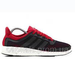 "Мужские кроссовки Adidas Pure Boost ""Red/Black"""