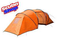 Палатка шестиместная Coleman 1909, двухслойная (размеры 570х215х180 см)