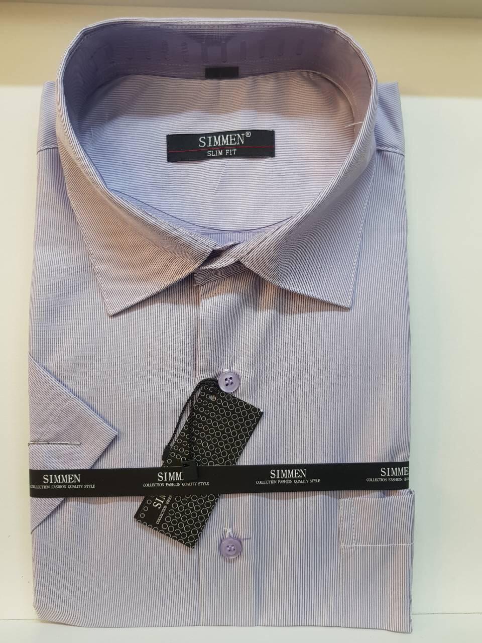 Рубашка с коротким  рукавом Simmen