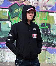 Куртка Supreme x The North Face Black Унисекс Реплика