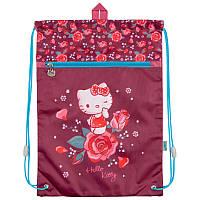 Сумка для обуви с карманом Kite Hello Kitty