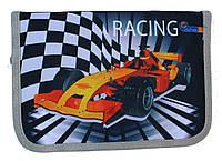 Пенал твердый Racing 1 отдиления 2 отворота + расписание SM-18142