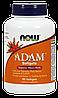 NOW ADAM Superior Men's Multi Премиальные мультивитамины для мужчин -- 90 ЖК