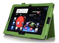 Чехол для планшета Lenovo IdeaTab A7600 (чехол-книжка Elite) + стилус в подарок!