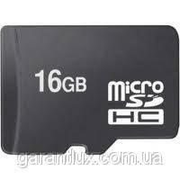Micro SD 16 Gb class 4 (карта памяти микро СД на 16 Гб 4 класс)