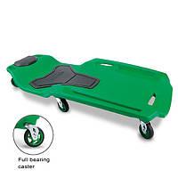 Лежак автослесаря подкатной пластиковый TOPTUL Pro-Series JCM-0401, фото 1