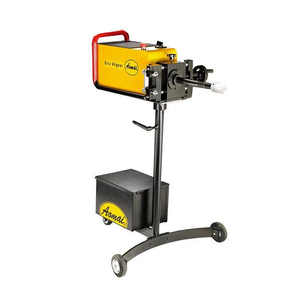 Оборудование для проточки тормозных дисков AM-983