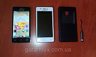 Ультратонкий смартфон Samsung Galaxy Note 3 N9000 mini Android 4.2 (2 сим карты) 5 дюймов +стилус и чехол