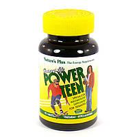 Nature's Plus Source of Life Power Teen  90 табл