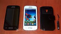 Samsung Galaxy mini S4 i9500 экран 4 дюйма (2 сим-карты) +стилус чехол в подарок!
