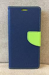 Чехол-книжка Goospery для Lenovo A7020 (Vibe K5 Note) (Blue)