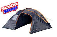Палатка шестиместная Coleman 2907, однослойная (размеры 420х400х180 см)